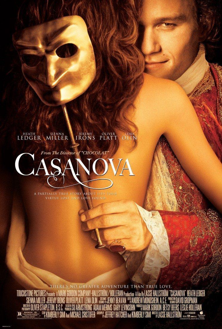 Casanova - filmes educação - carnaval