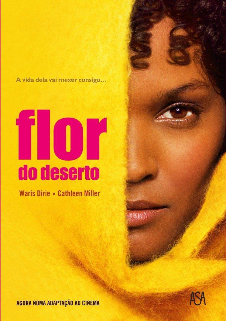 Flor do deserto - Dia da Mulher