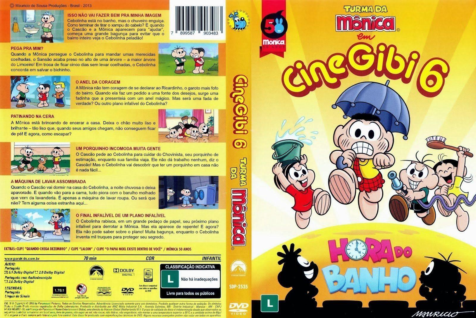 CineGibi6 HoraDoBanho 7663285 1263188 6023150