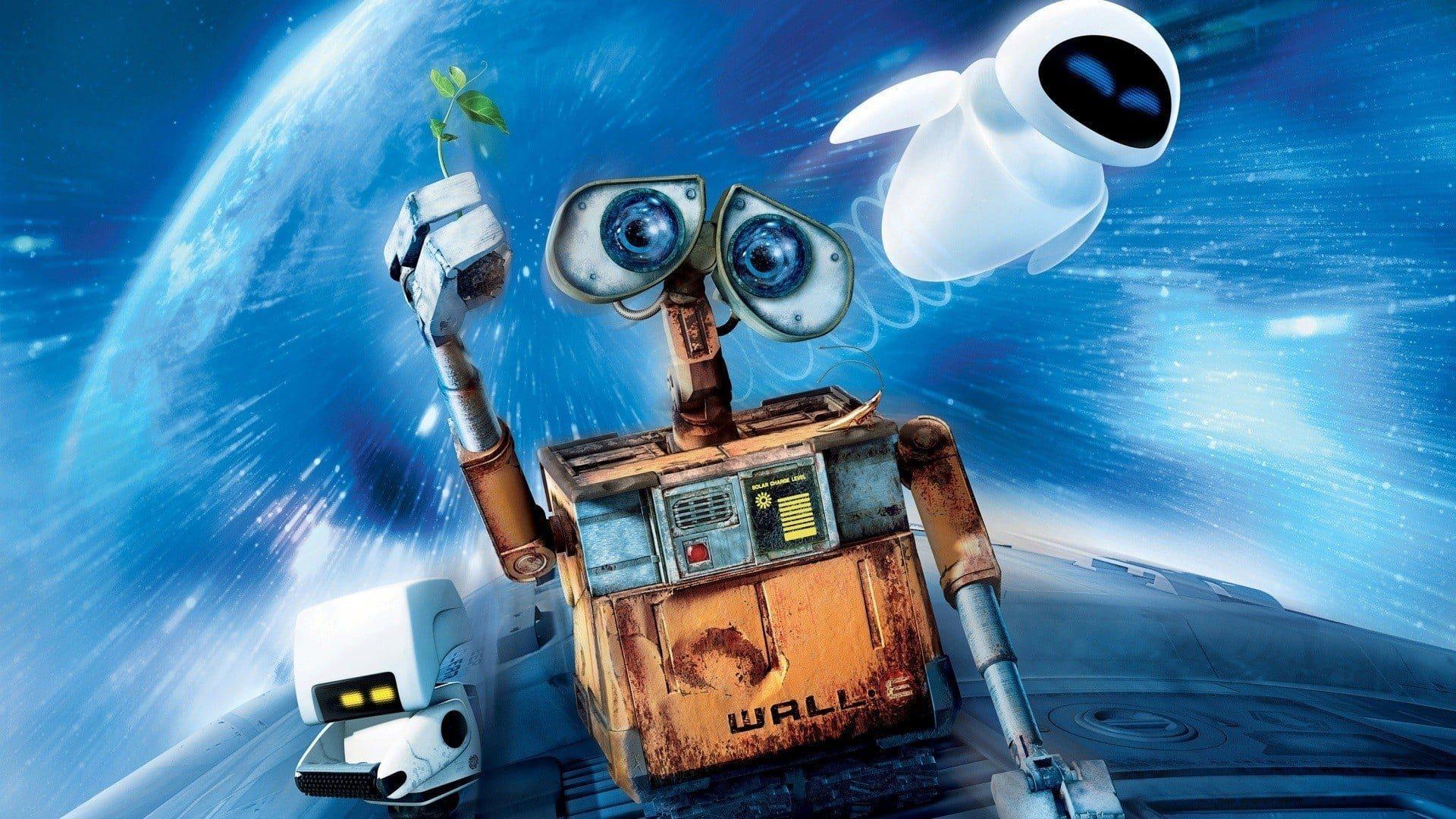 Resultado de imagem para WALL·E