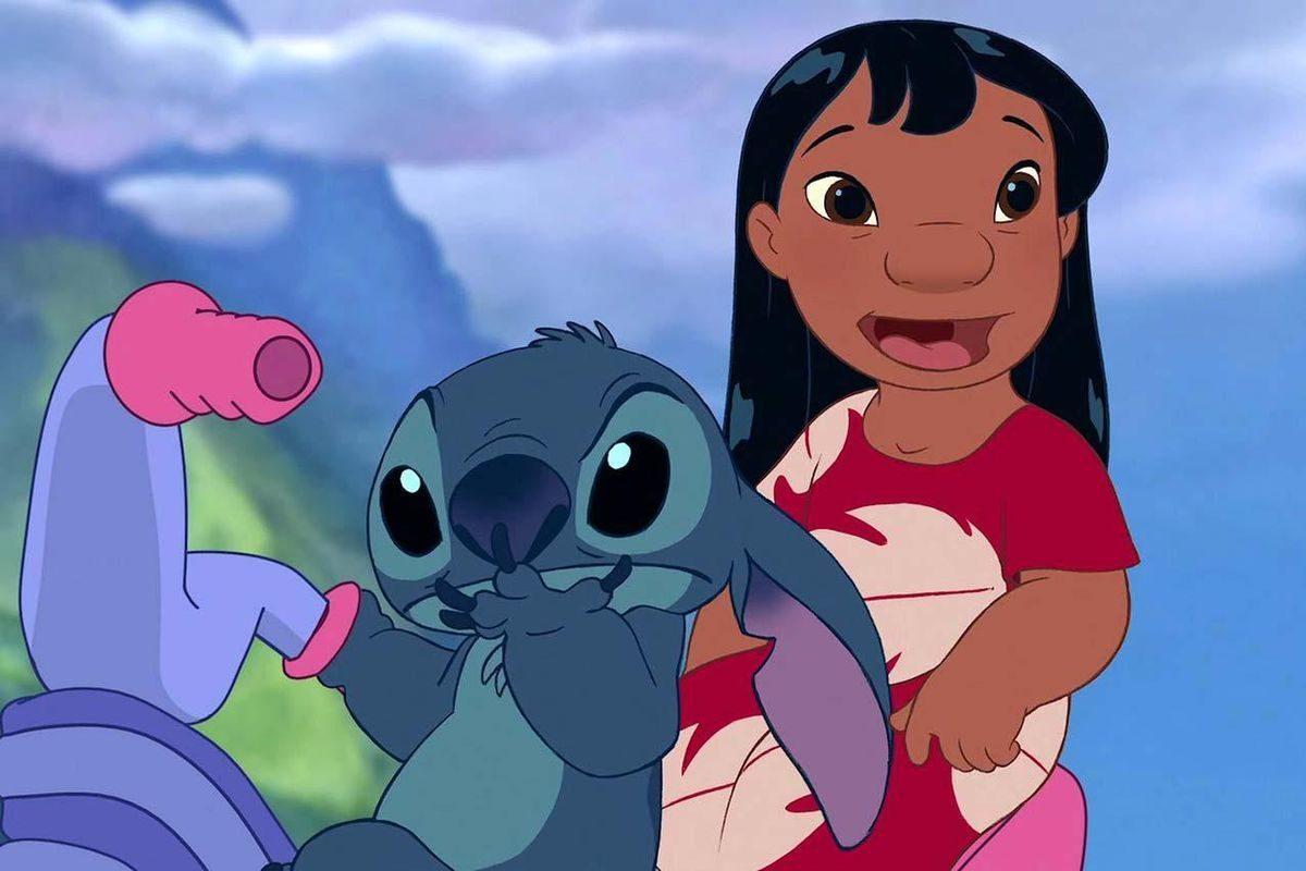 Resultado de imagem para Lilo & Stitch
