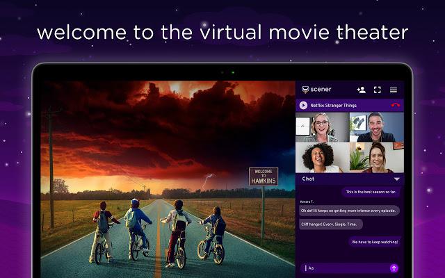 Scener - 4 ferramentas on-line para ver séries e filmes com amigos