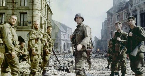 O Resgate do Soldado Ryan 1998