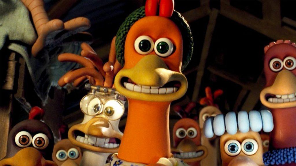 A fuga das galinhas filme (2000) - Resumo