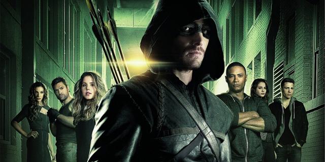 Arqueiro verde serie - 2º Temporada