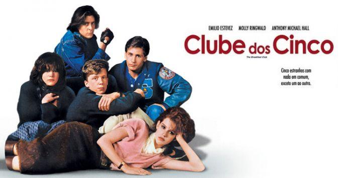 5 Curiosidades do filme Clube dos Cinco