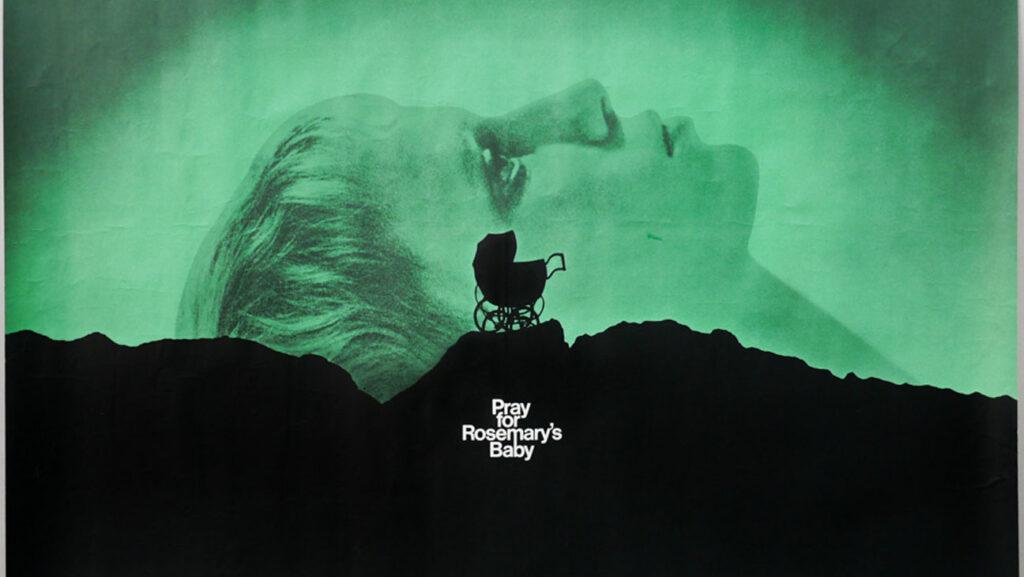 O bebê de Rosemary - filmes de terror da Amazon Prime Video