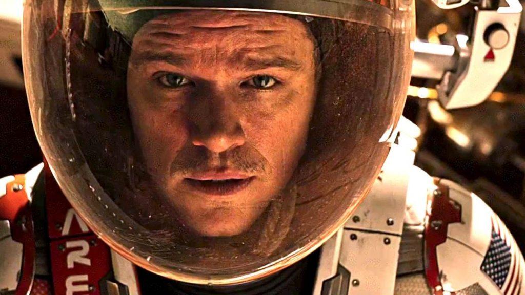 Perdido em Marte 2015