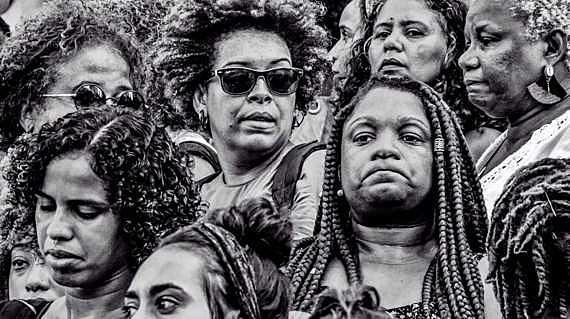 Sementes Mulheres Pretas no Poder (2020)