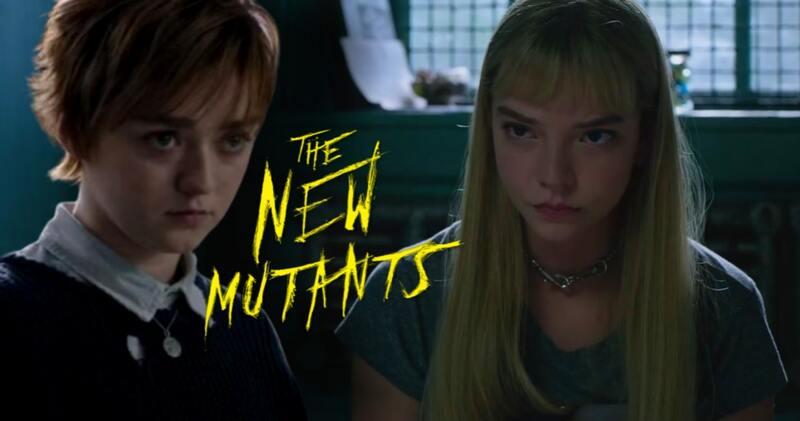 Os novos mutantes – resumo crítico 2020