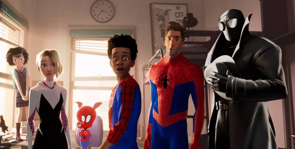Homem-Aranha: no Aranhaverso