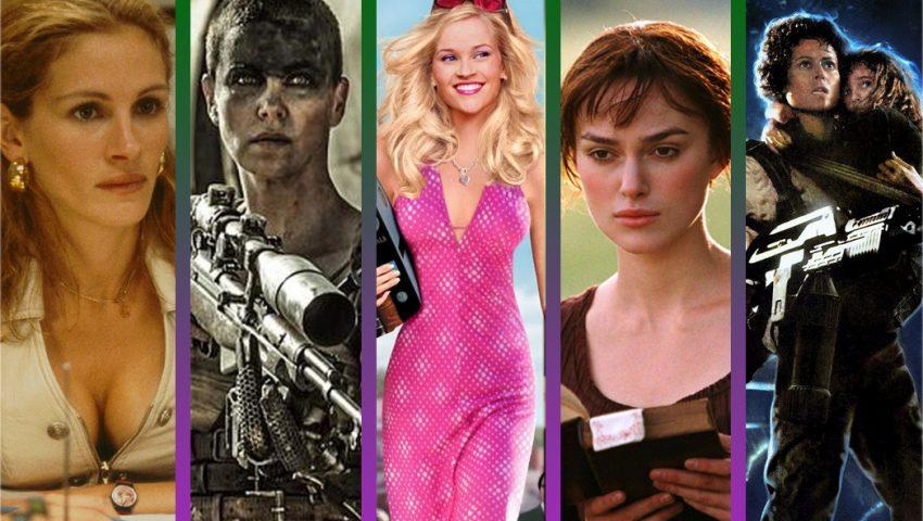 Cinco filmes sobre mulheres dia da mulher