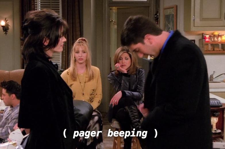 """17 momentos de """"Friends"""" incompreensíveis para as crianças de hoje em dia"""
