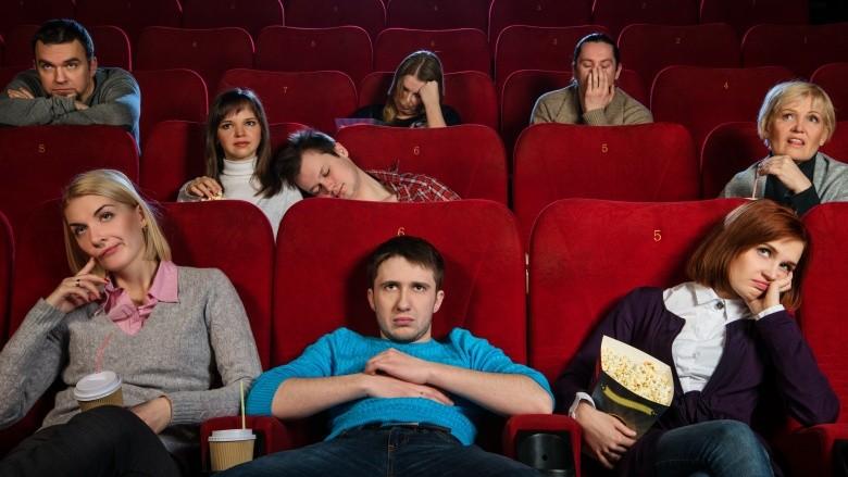 Filmes que ninguem quer