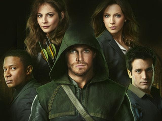 Arrow 1º Temporada