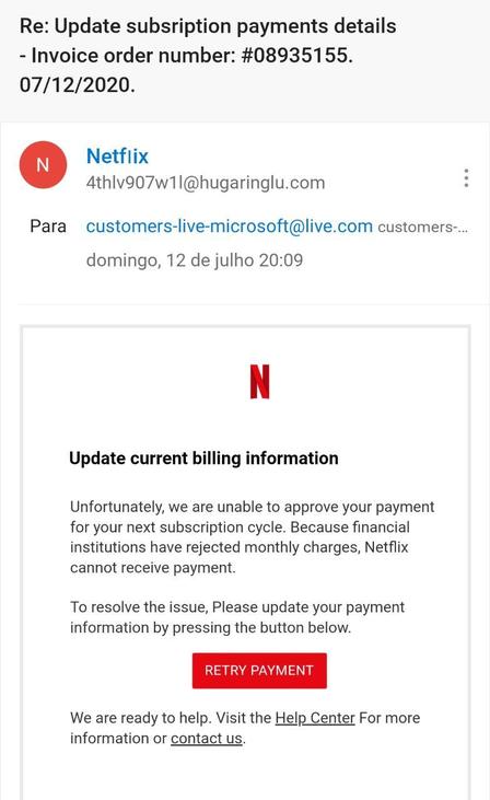 A netflix vai cancelar mais s