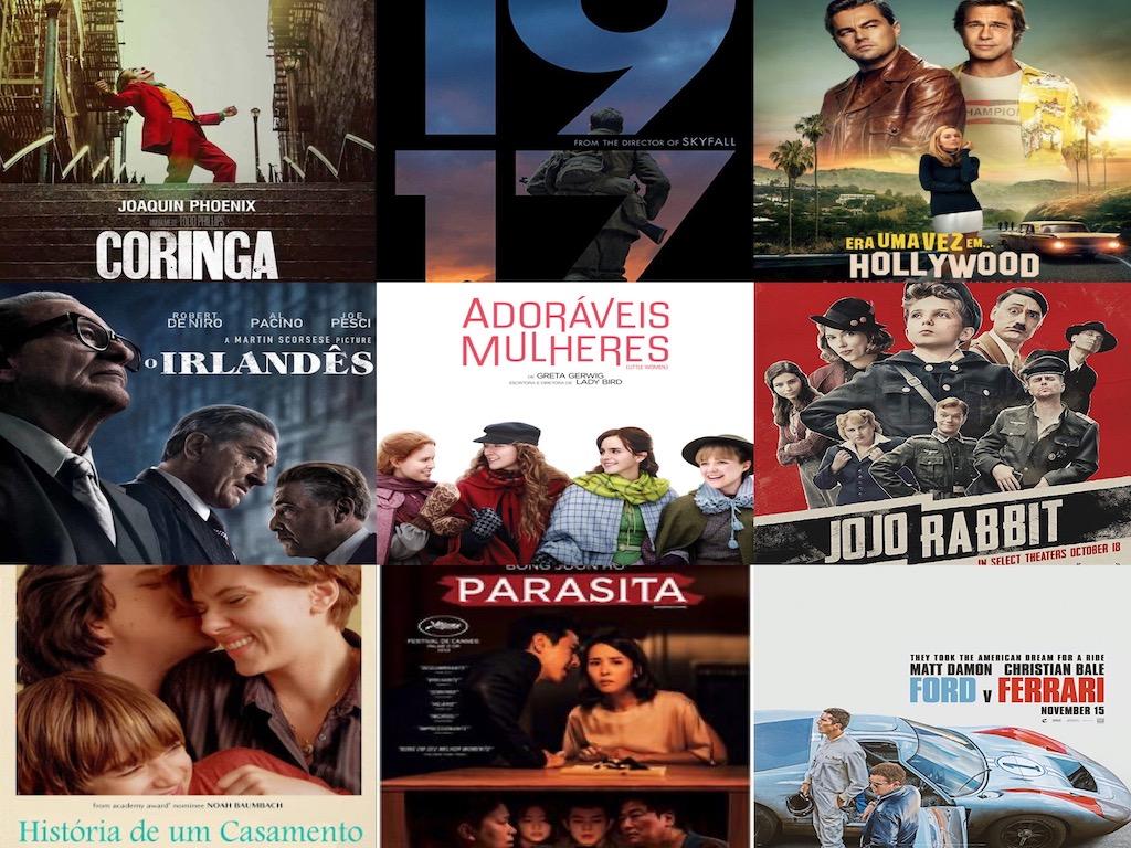 Confira os filmes que foram gravados
