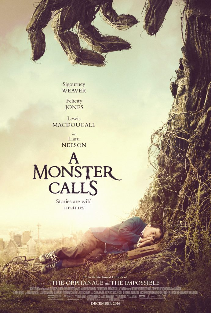 Critica a monster calls e scaled