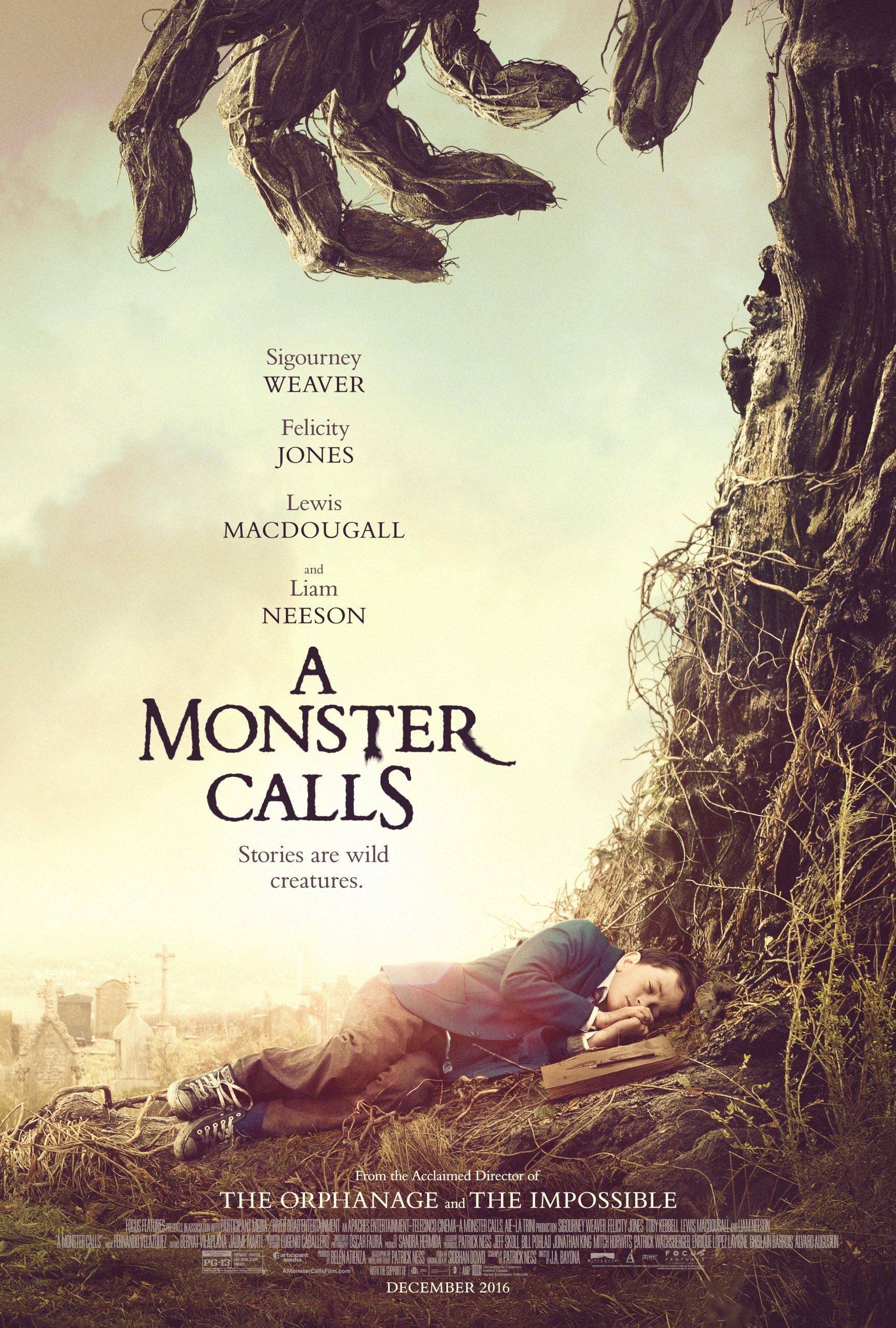 Crítica | A Monster Calls e a fila de espera em um corredor de hospital