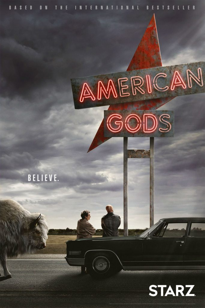 Critica american gods a temporada