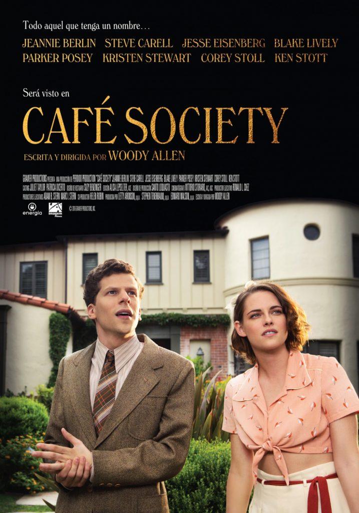 Critica cafe society um filme