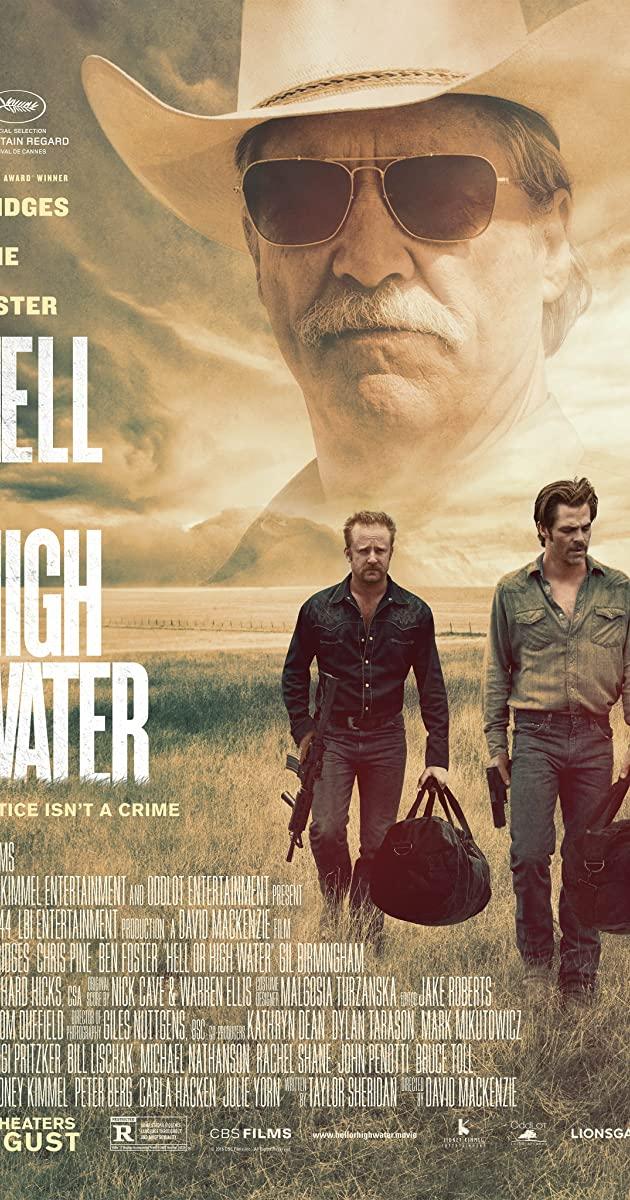 Crítica | Hell Or High Water e a face pobre dos Estados Unidos
