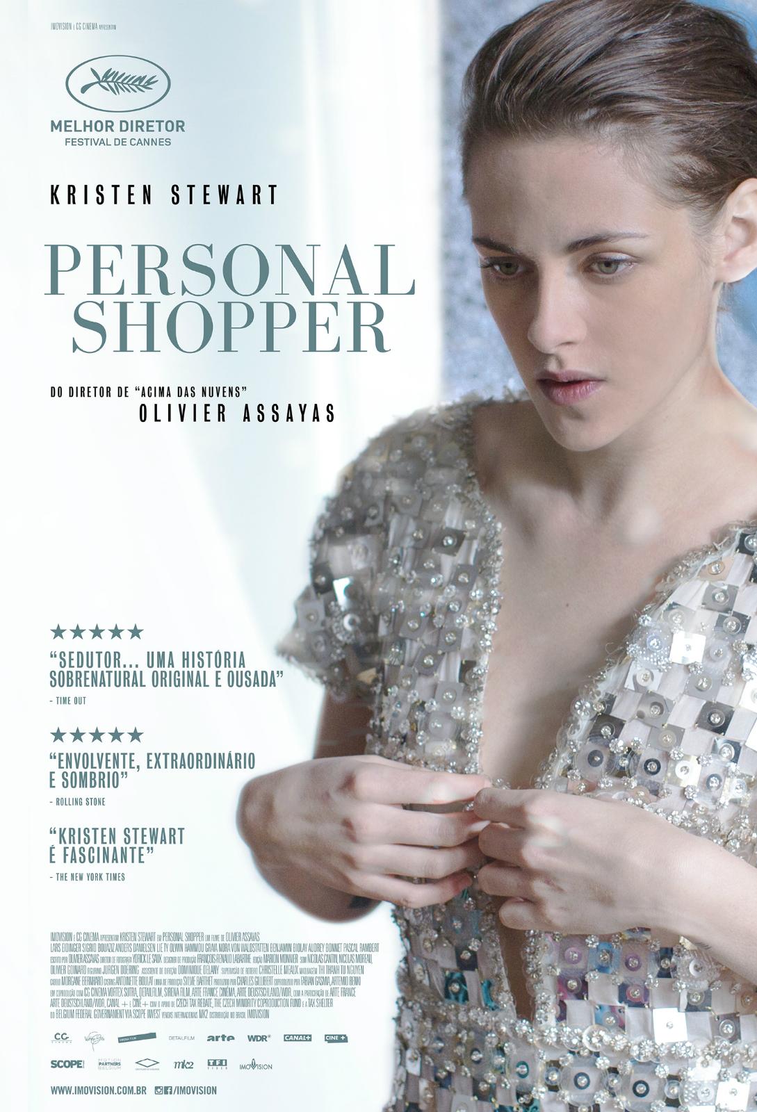 Crítica | Personal Shopper, o que os olhos podem ver