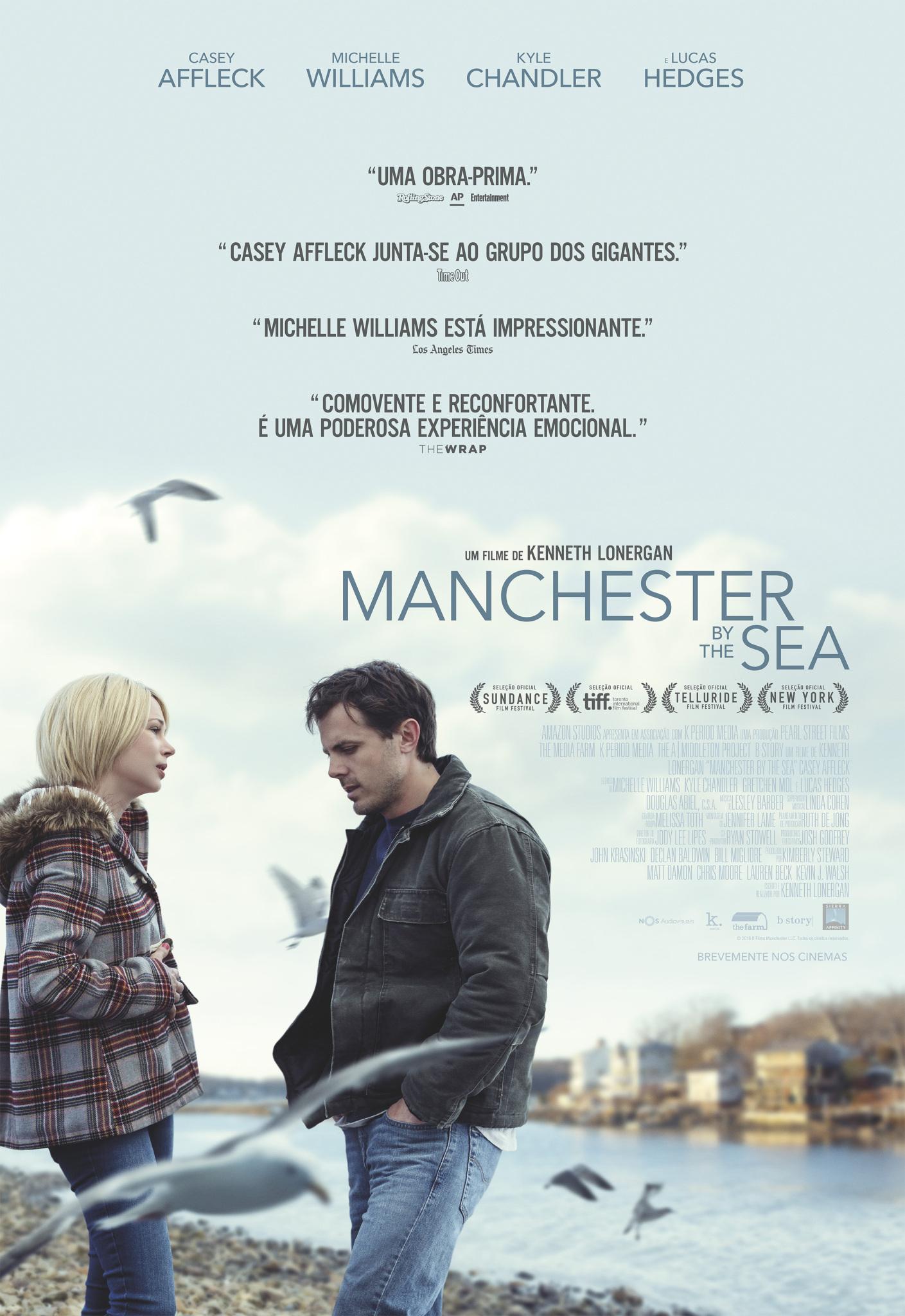 """Crítica   Pesadelo em """"Manchester by the Sea"""""""