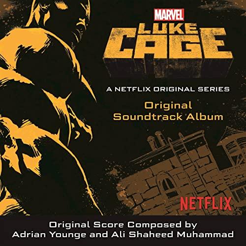 Trilha sonora luke cage