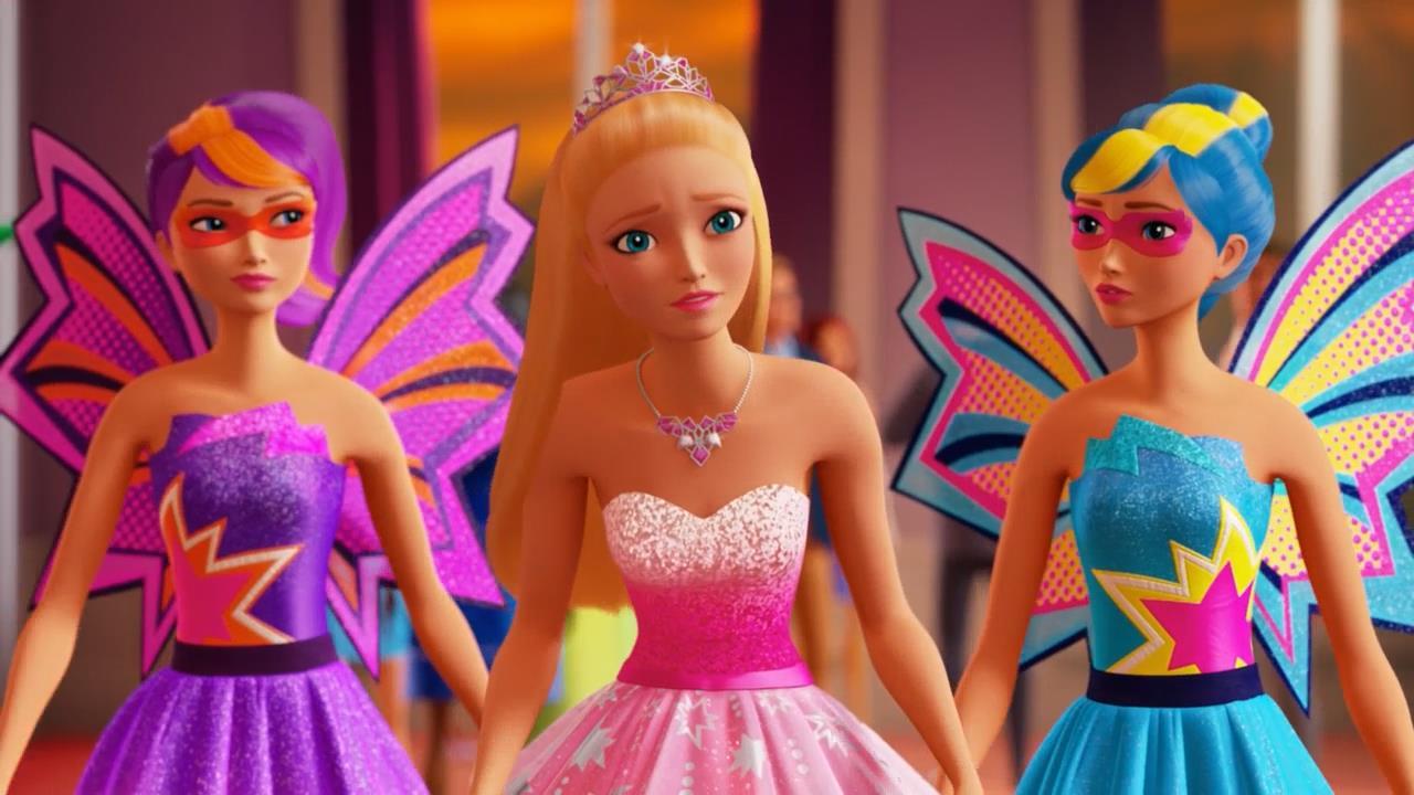 3 filmes de Barbie