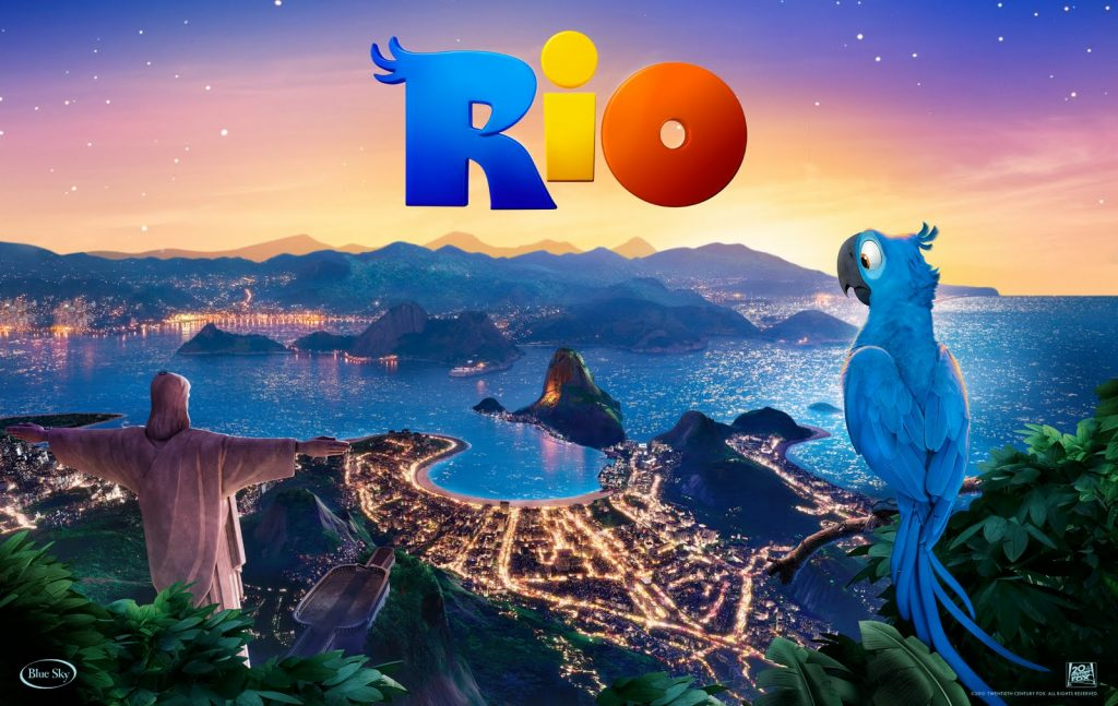 Animação Rio (2011) - Análise