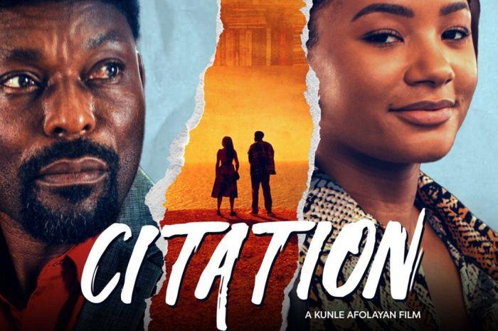Citation – resenha do filme  2020
