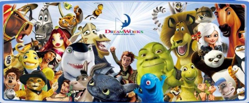 Melhores filmes da dreamworks