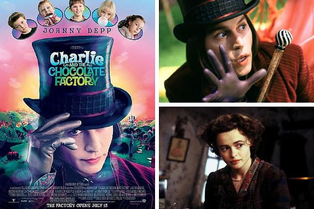 Filmes que johnny depp e helena